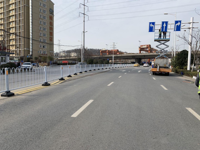 道路划线:交通设施和道路标线对交通安全的影响